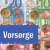 Vorsorge - Konzept Geld und Sicherheit