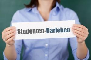 Der Artikel berichtet über die verschiedenen Studenten-Darlehen.